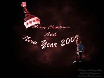 Merry Christmas n New Year 09 by hussain72m