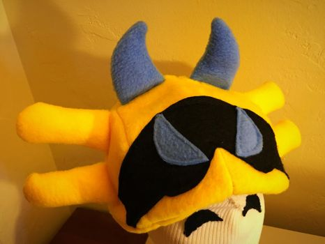 Dr Mario Weird Virus Hat by tacksidermia