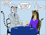 Bengal Tales - Valentines Day by Tigershark620