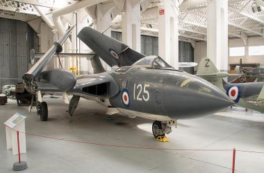 De Havilland Sea Vixen Faw Mk 2 by Small-Brown-Dog