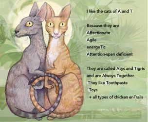Atys and Tigris by Devilry
