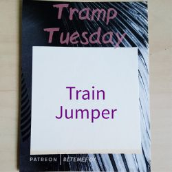 6-5-18 Tramp Tuesday Drawing Prompt by BiteMeFox