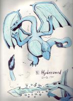 hydrozard by megamike75