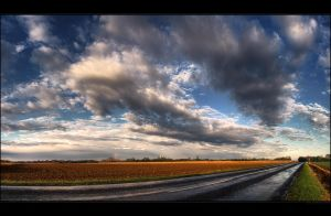 Hungarian skies pt.VI. by realityDream