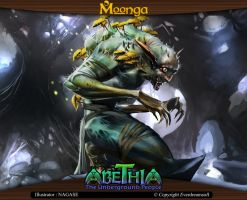 Moonga - Assimilative Troll by moonga