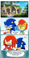 Sonic Boom is Official! by hopeisnotdead