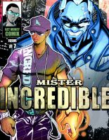 MR INCREDIBLE-COVER by Rikyo