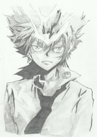 Tsuna by becmart03
