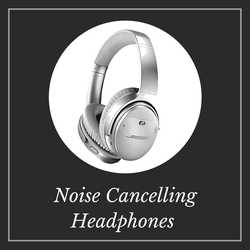 Noise Cancelling Headphones by carla8thomas
