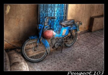 Motorcycle by usa216