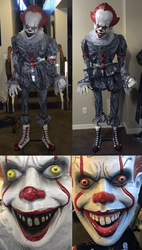 Pennywise repaint by Evilunicorn97