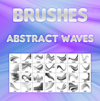 Brushes[Waves] by ThousandsOfColors