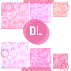 [MMD] TDA Textures Hair Small Package  - DL by Aliskysw