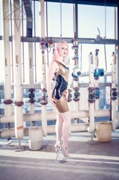 Cute industrial latex 06 by GuldorPhotography