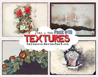 Textures Pack #10 by Bellacrix