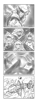 [GBF Robomi Z] What actually happened by Tenshi-Zetsumei
