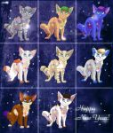 Happy New Year for cats by Seanica