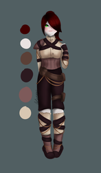 #49// Steampunk Concept by colorvamp