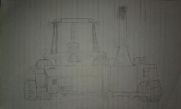 Tractor by Countrygal4ever