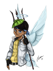 Gaia Commission oo1 by countess2shinigami