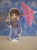 Paper Child Japan by GeistGirl