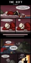 The gift - part 3 from 3 by Azany