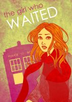 The Girl Who Waited by Limestrap