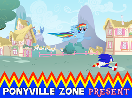 Ponyville Zone: Present by 4-Chap