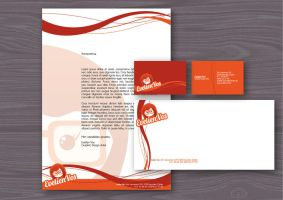 My own business stationery by VosjeE
