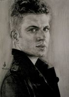 Dean Winchester by ladysofhousen