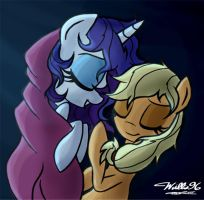Swayback Mountain: Cuddling Up For Warmth by WillisNinety-Six