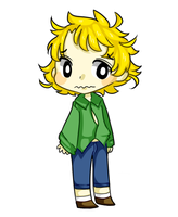 little baby Tweek by TweekPark