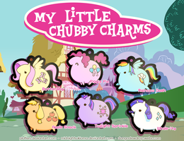 My Little Chubby Charms by Pluffers