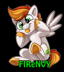 Squishface: FIReNVY by Sciggles