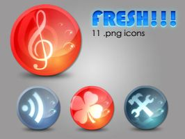 FreshIcons by devi-cry