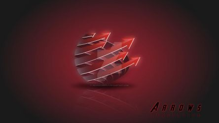 Arrows Logodesign by GraphicsWolf