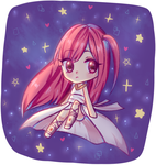 I'm a star + SPEEDPAINT by Ayat-Chan