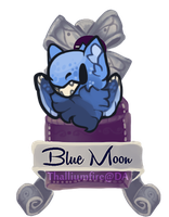 December 18 - Blue Moon JR (teaser Chibi) by Thalliumfire