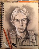 Matt the Radar Technician by hever