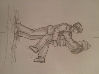 Very rough sketch of something or other by Kat305