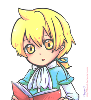 [MAGI] Little Alibaba by Foxmi