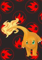 Charmander by BeCeejed