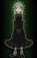 Maka in dress by nifi-Agatha