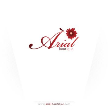 Arial Boutique Logo by JoseMiguelK