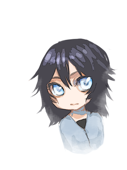 Chibi Shio by LzzleFzzle