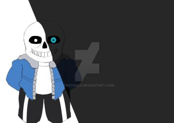 Sans by Thrybald