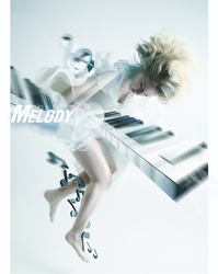 ___Melody by kasheee