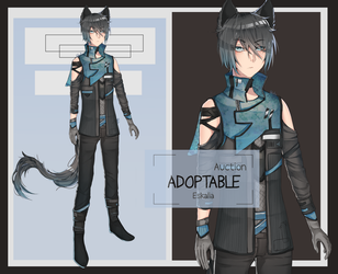 CLOSED Adoptable Auction #9 by Eskaliia