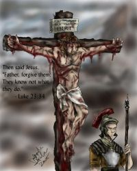 Father, Forgive Them by christians