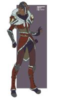 Kelutra - Draenor Outfit by Tee-chew